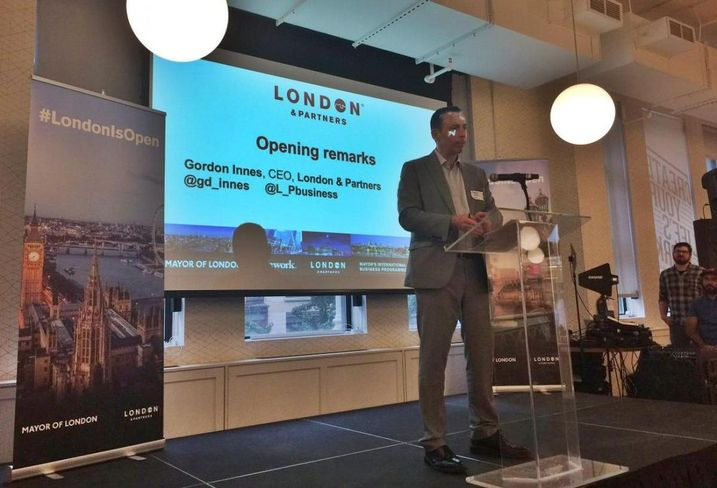 Adam Neumann and Sadiq Khan Are Building the NYC-London Connection