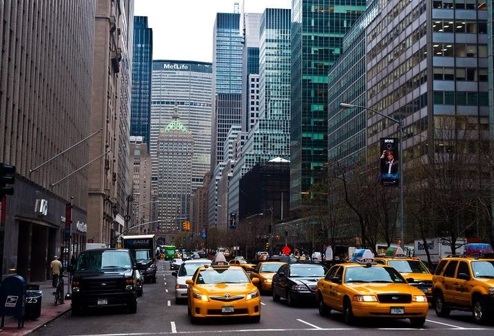 Park Avenue, New York City, Manhattan