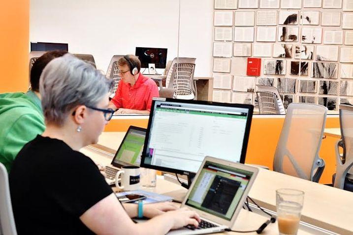 Cool Office Space: Workbar@Staples