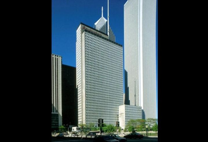 One Prudential Plaza, Chicago