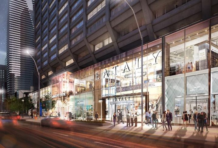 Eataly at Manulife Centre