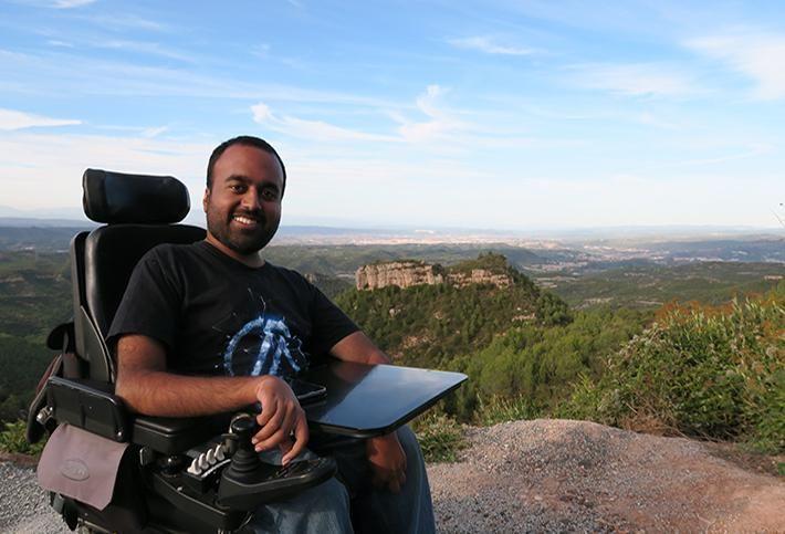 Accomable CEO Srin Madipalli