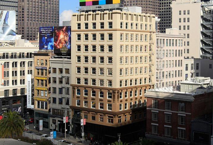 240 Stockton St, San Francisco, Grosvenor Americas