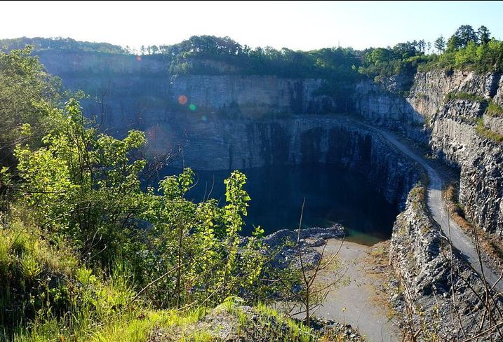 Bellwood Quarry, Georgia