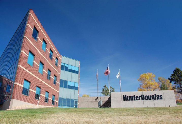 Hunter Douglas building, Broomfield, CO, 36 Creative Corridor