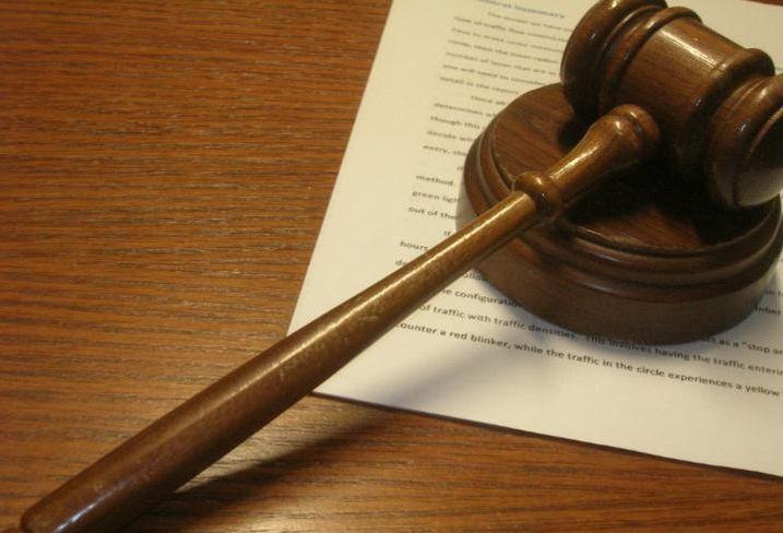 Legal industry, attorney, gavel