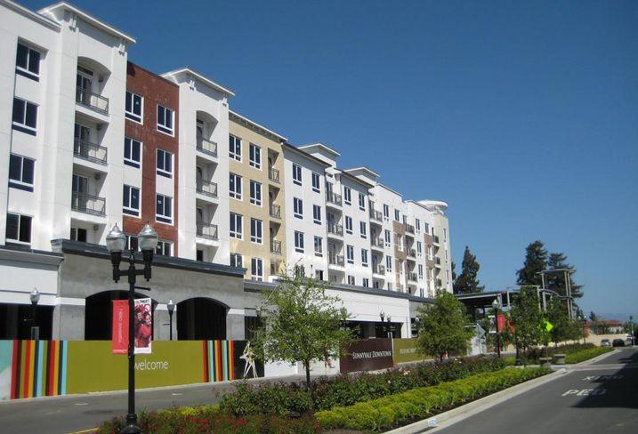 Sunnyvale Town Center