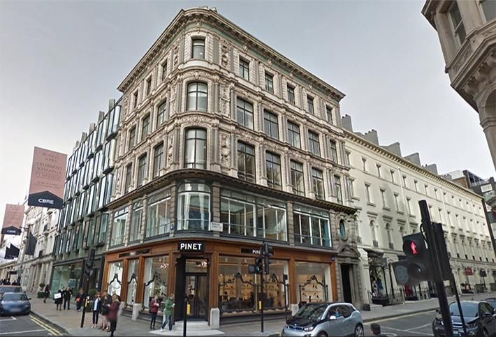 48-50 New Bond Street, London
