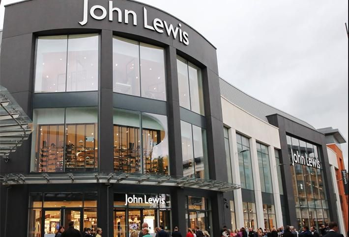 John Lewis in Chelmsford, Essex