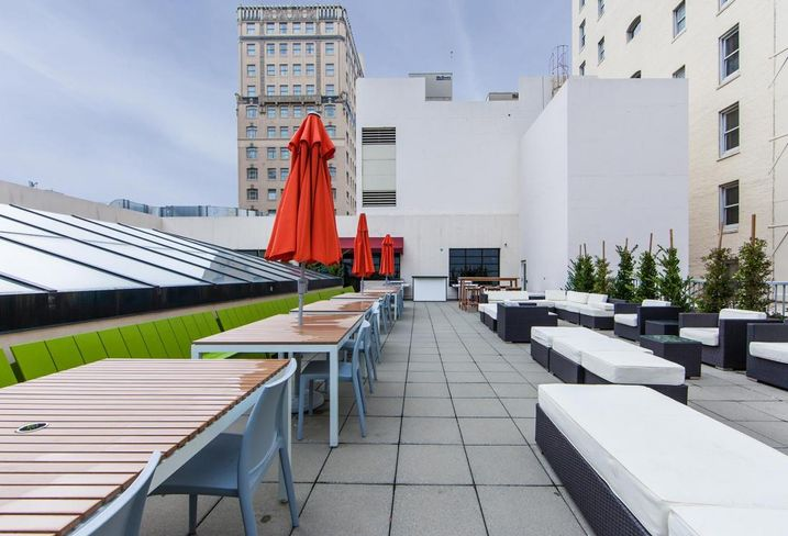 420 Taylor Street Roof, San Francisco
