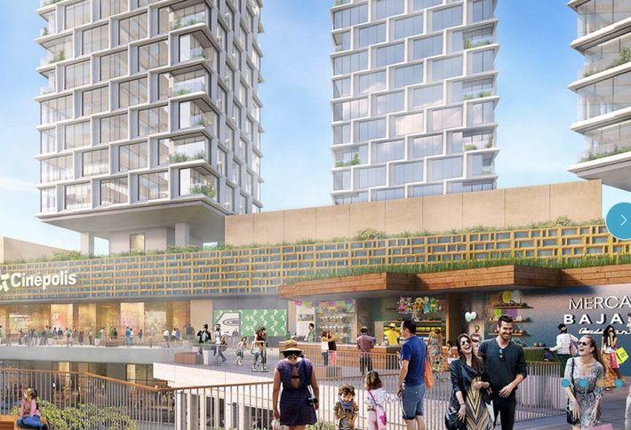 Tijuana Experiencing Urban Residential Boom