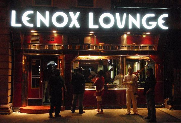 Lenox Lounge, New York City