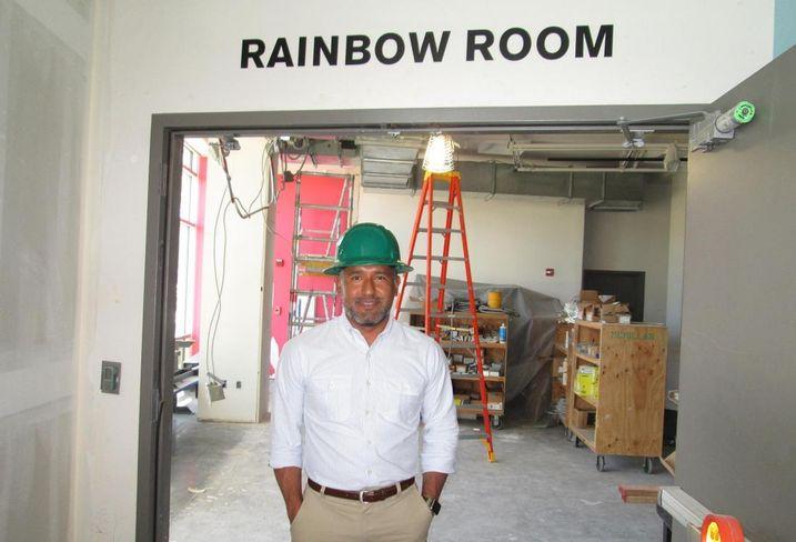 Albert Lammers, San Francisco, LGBT CEnter
