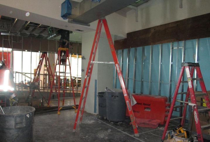 San Francisco LGBT Renovations Lobby