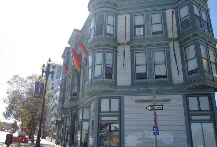 San Francisco, LGBT Center Renovations, Victorian