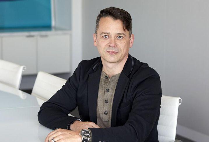 Gensler principal Christopher Goggin