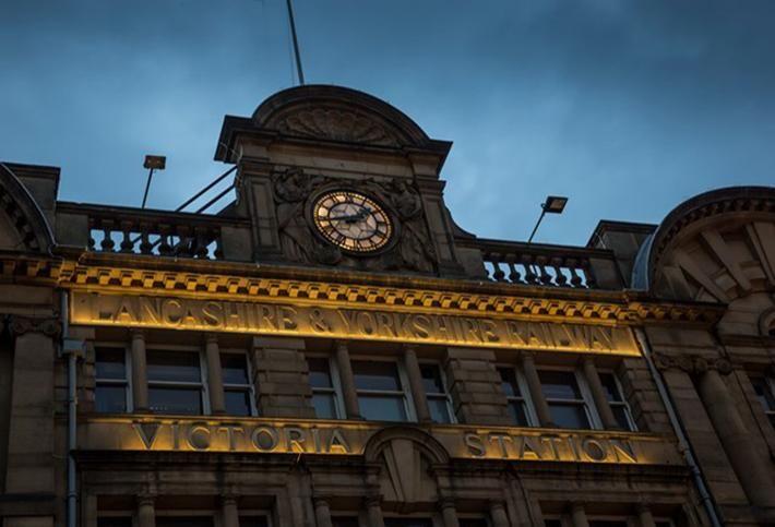 New Victoria, Manchester