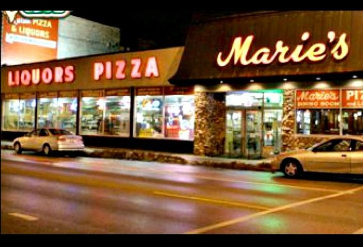 Marie's Pizza & Liquors, Chicago