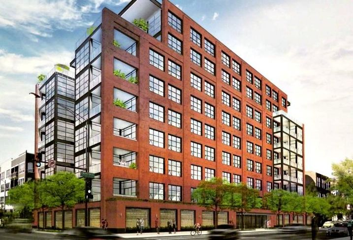 Peerless Real Estate wants to build condos in the West Loop, near McDonald's new HQ.