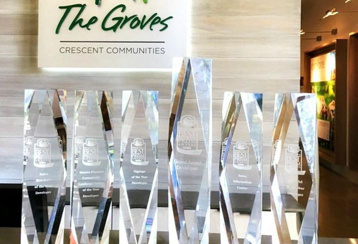GHBA awards