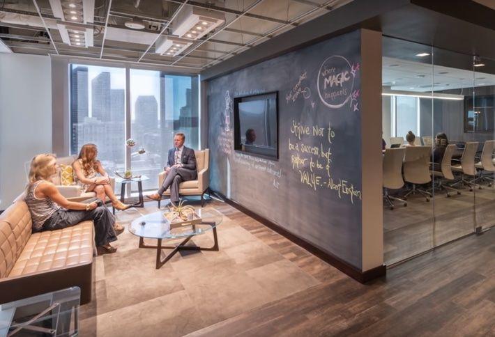 Gensler Survey Reveals Secret Sauce For Creating Innovative Workplaces
