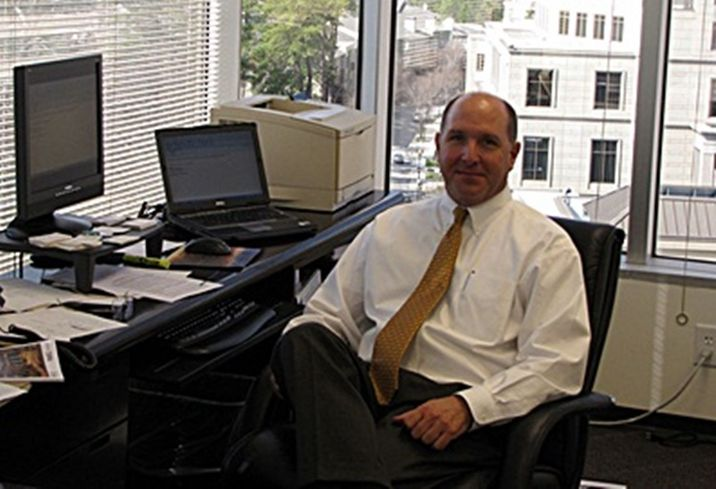 PMRG Bill Weghorst