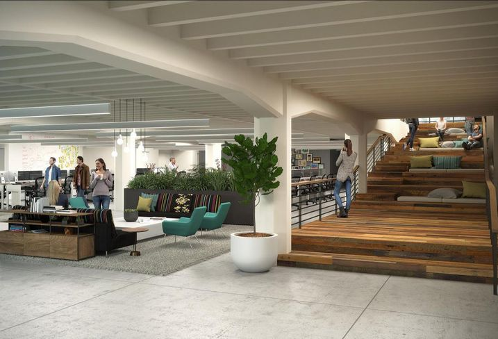 Open Office Concept Brought To Rubicon Point Partners' Newest Renovation