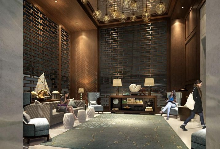 Photos: We Look At 555 Ten, Extell's West Side Luxury Rental Tower