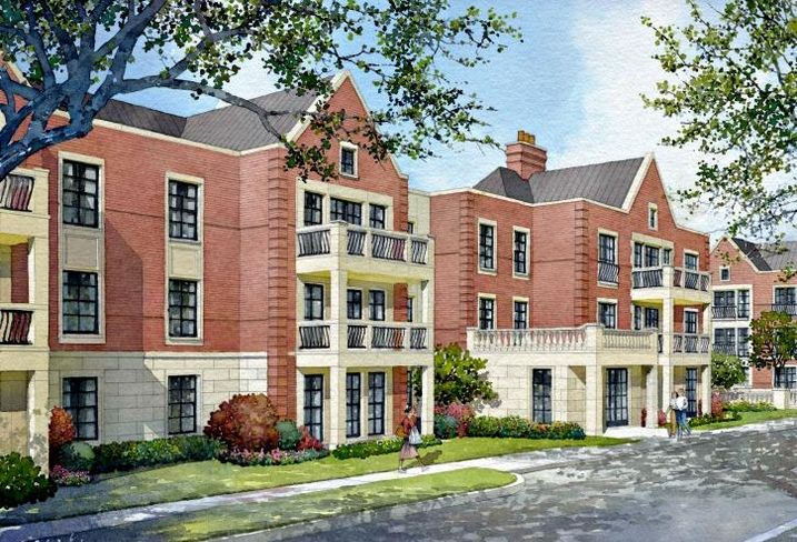 A rendering of Kelmscott Park by Focus Development