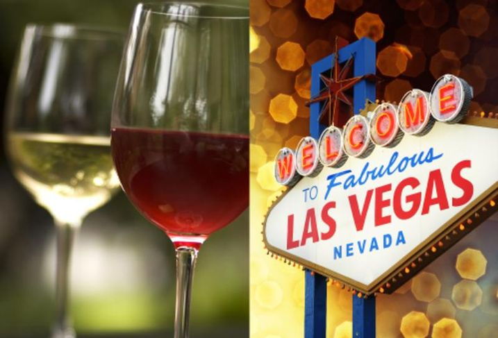 Wine Vegas for Chicago Title