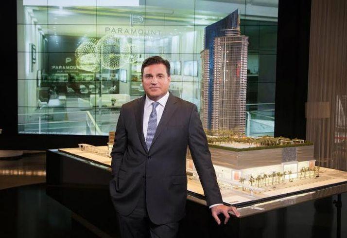 Daniel Kodsi , Paramount Miami Worldcenter
