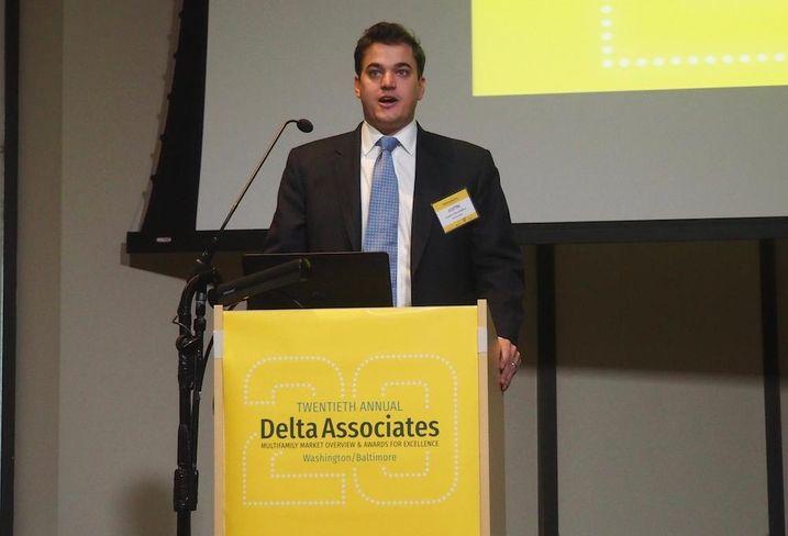 Delta Associates Justin Donaldson