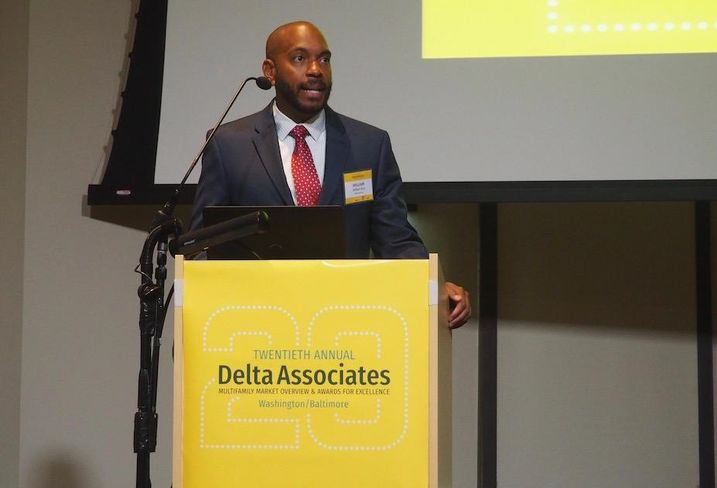 Delta Associates Will Rich