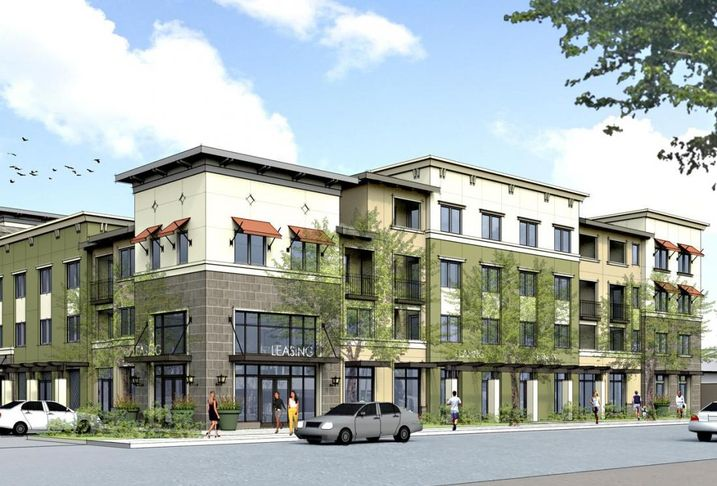 Affordable Housing Project In Mountain View Breaks Ground