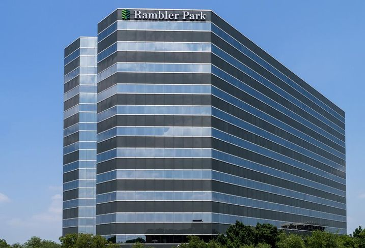 Rambler Park earned  LEED Platinum in Existing Buildings: Operations & Maintenance.  In 2014, 7557 Rambler Rd was the first building in Dallas to earn this type of LEED Platinum designation.