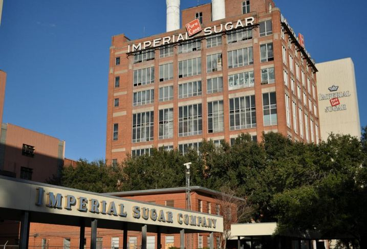 Imperial Sugar Factory