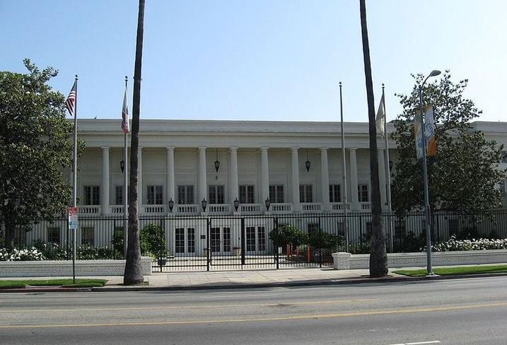Sunset Bronson Studios (old Warner Bros)