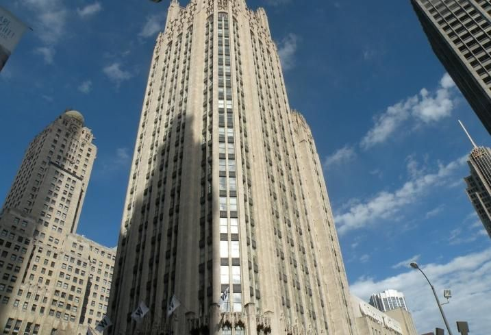 Tribune Tower, Chicago