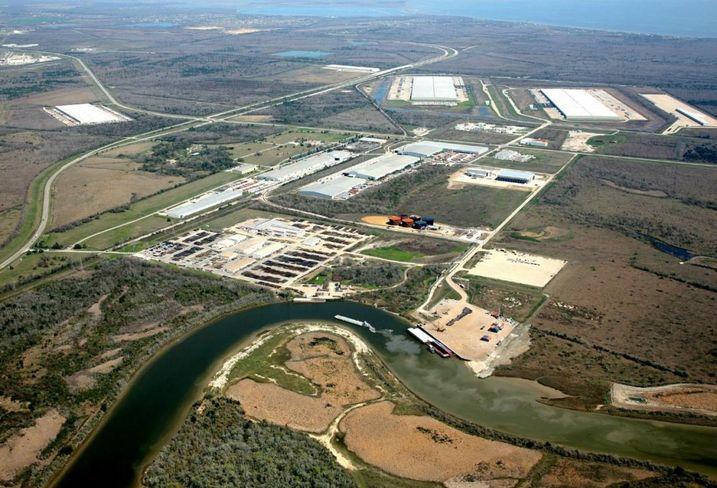 TGS Cedar Port