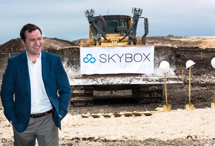 Skybox Datacenters managing partner Rob Morris