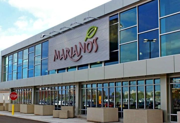 A Mariano's Fresh Market at Pershing Road and King Drive, Chicago