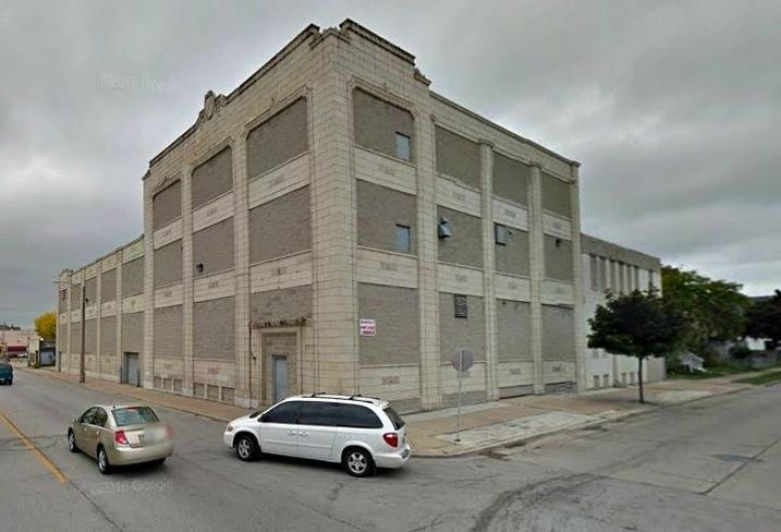 This former ice cream plant at 15th Street and North Avenue in Milwaukee is being redeveloped into loft housing by Evergreen Real Estate and Legacy Redevelopment