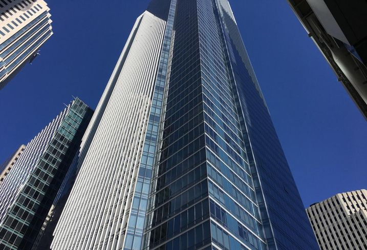 The Saga Of S.F.'s Sinking And Tilting Millennium Tower