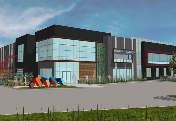 RAF Pacifica Group has unveiled a plan for another Creative Industrial Project at Carlsbad Oaks North