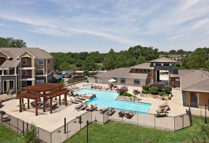 When seeking student housing, students want to live where their friends live, desire resort-style amenities like pictured here at PEP's The Reverse on 31st at Kansas University, and a mobile universe.