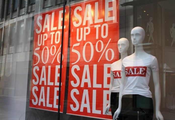 Shopping sales discounts EDITED
