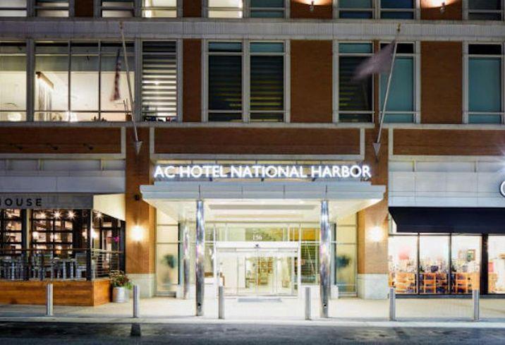 Marriott AC Hotel National Harbor