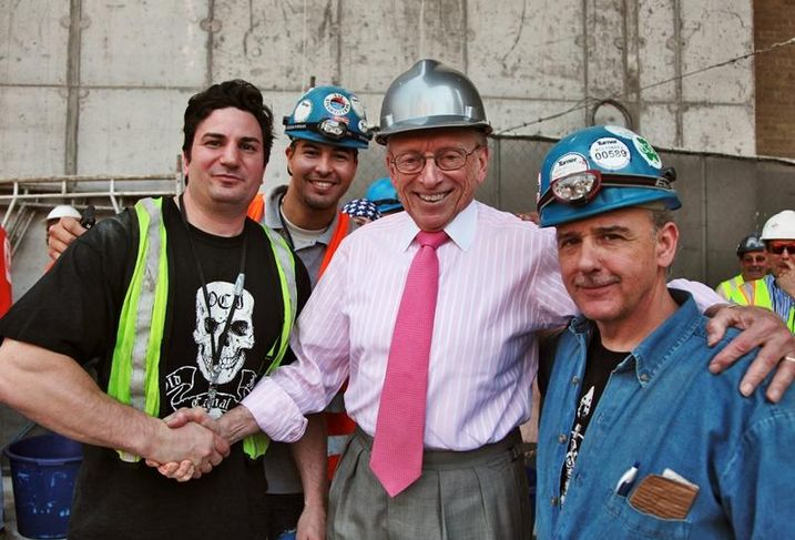 Larry Silverstein, Bruce Mosler, Others Tell Bisnow What They're Thankful For