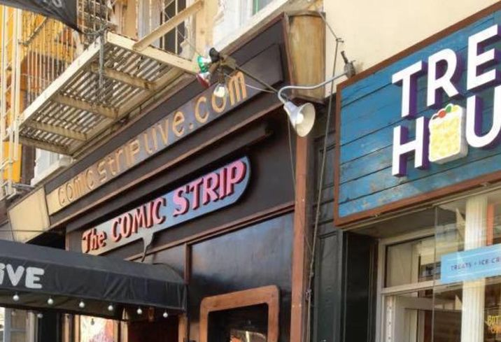 The Comic Strip Eastern Consolidated