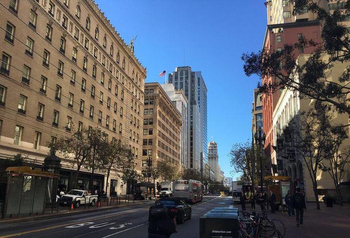 San Francisco's Most Expensive Retail District